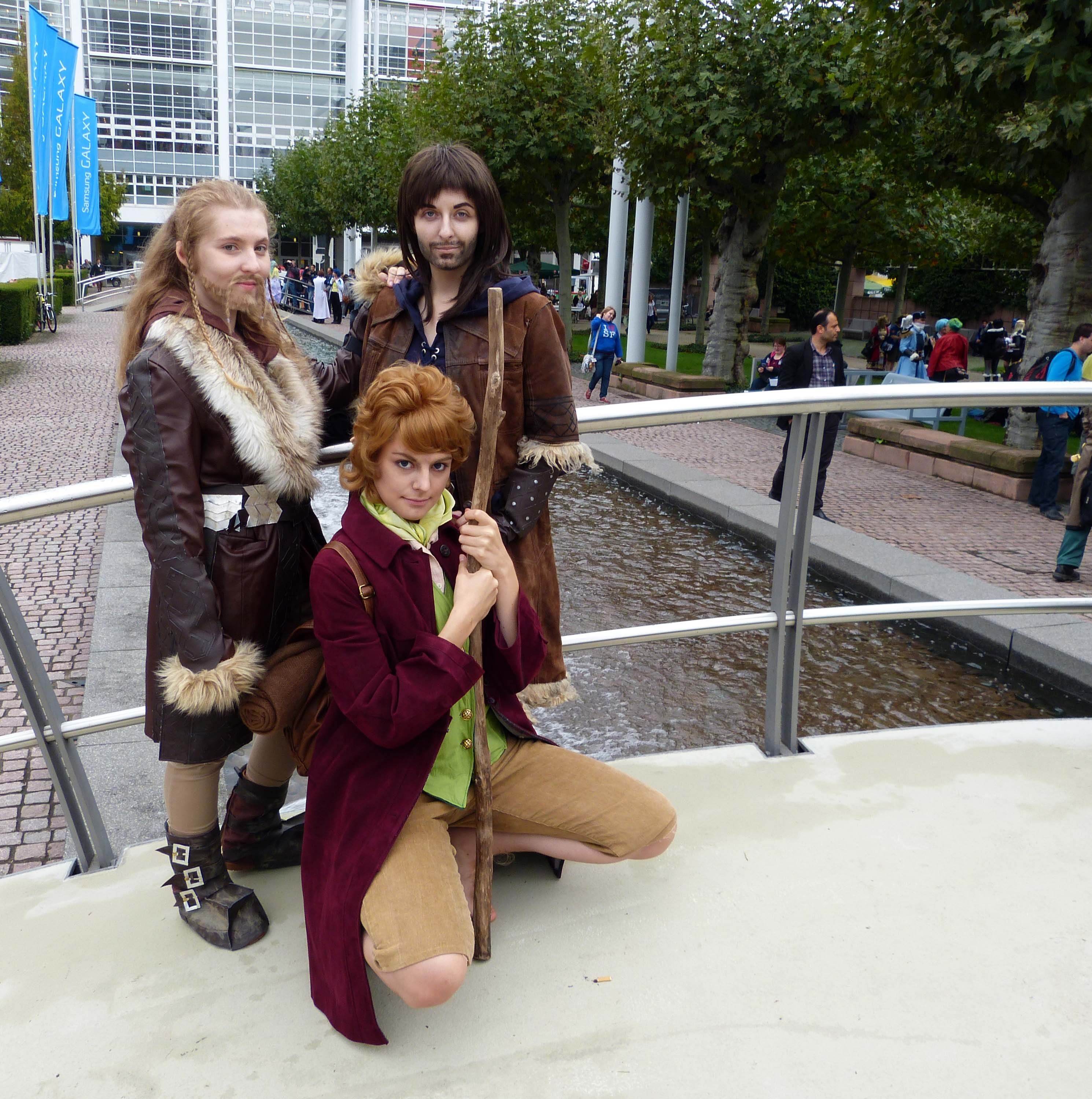Cosplay Buchmesse