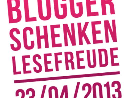 Blogger schenken Lesefreude – Buchverlosung ist beendet