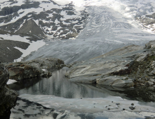 Wandern im Nationalpark Hohe Tauern – Gletscherweg Innergschlöss