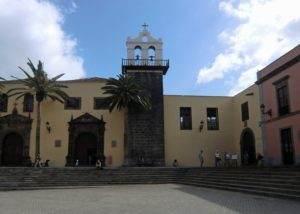Garachico Zentrum
