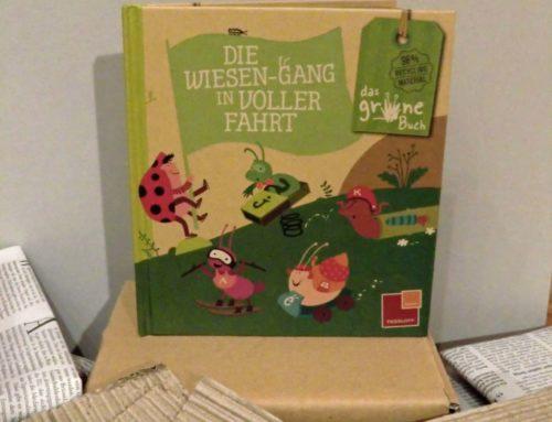 Buchtipps – Umweltfreundliche Kinderbücher mit Pfiff vom Tessloff Verlag