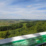 Blick vom Plateau, Glauberg