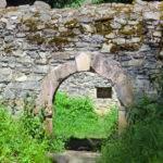 Reste aus dem Mittelalter der Glauburg