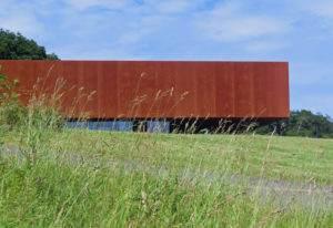 Blick auf Ausstellung Keltenmuseum