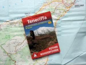 Hilft uns bei Planung der Wanderungen auf Teneriffa und ist unterwegs unser guter Ratgeber.