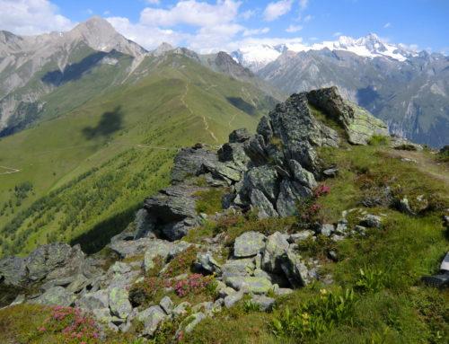 Spaß am Bergwandern