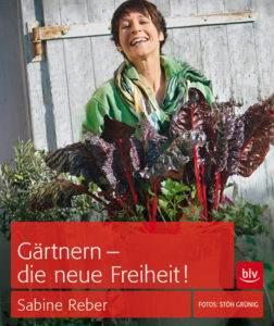 Gartenbuch Sabine Reber