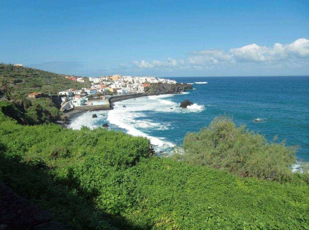 Wanderung Teneriffa Nord San Juan de la Rambla