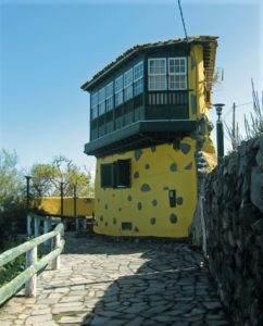 Kanarisches Haus San Juan de la Rambla
