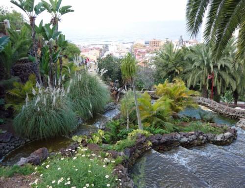 Teneriffa – Parks in Puerto de la Cruz