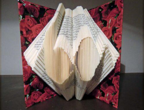 Aus Alt mach Neu – Die Kunst des Bücher falten