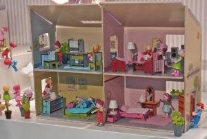 HABA Spielwelt Puppenhaus