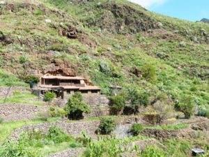 Wanderung Teneriffa Süd, Las Cuevas