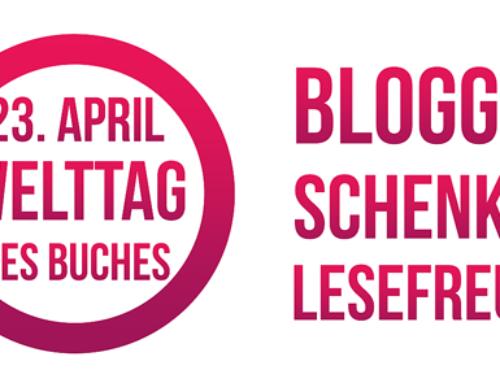 Blogger schenken Lesefreude – Buchverlosung zum Welttag des Buches 2015