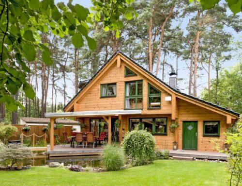 Bauen mit Holz – ökologisch und voll imTrend
