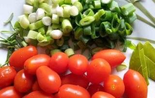 zutaten rezept tomaten einlegen
