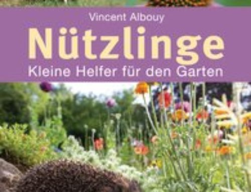 Buchtipp – Nützlinge im Garten