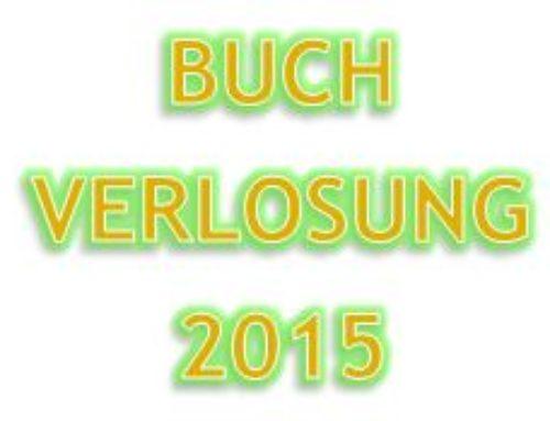Buchverlosung 2015 zur Buchmesse Frankfurt