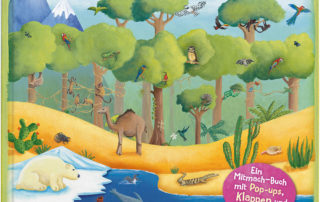 kinderbuch tiere wohnen