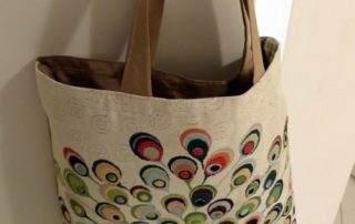 Recycling Tasche nähen