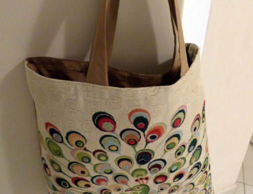 DIY –  Recycling Tasche nähen