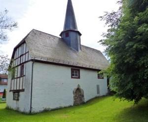 elisabeth 3 alte kirche hüttenberg volperthausen