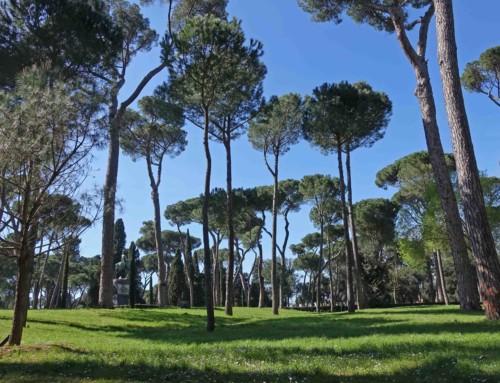 Grüne Oase in Rom – Villa Borghese
