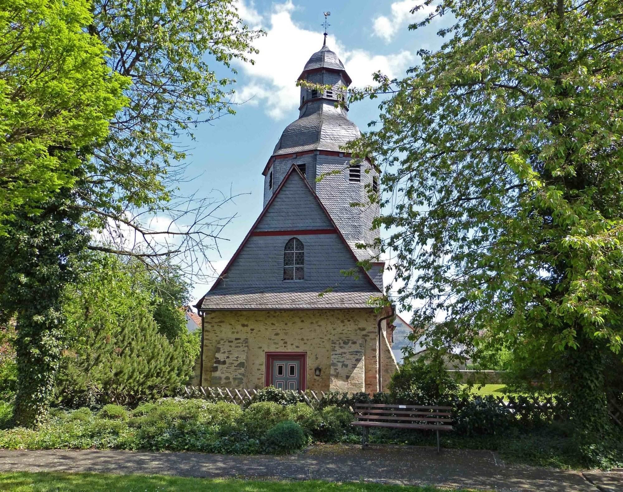 elisabethpfad in hessen kirchvers