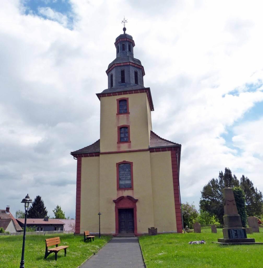 Elisabethpfad oberweimar kirche