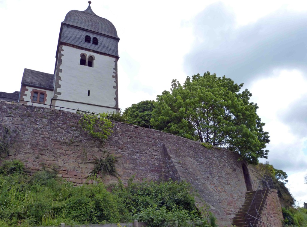 Elisabethpfad Niederwalgern Kirche