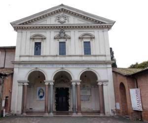 Basilika San Sebastiano Rom