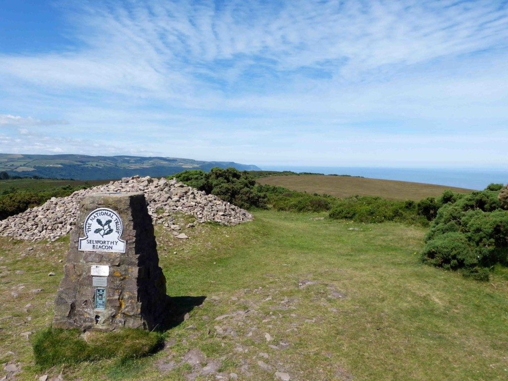 exmoor selworthy beacon