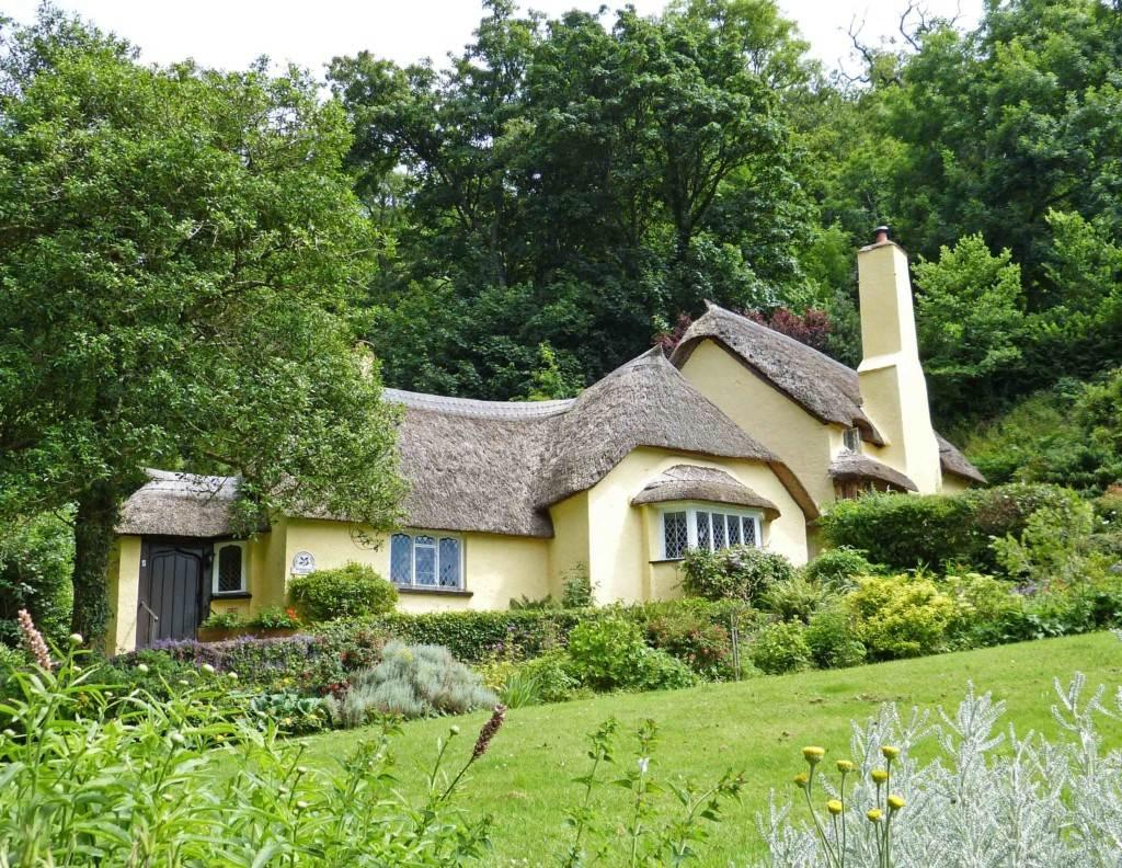 exmoor selworthy cottage