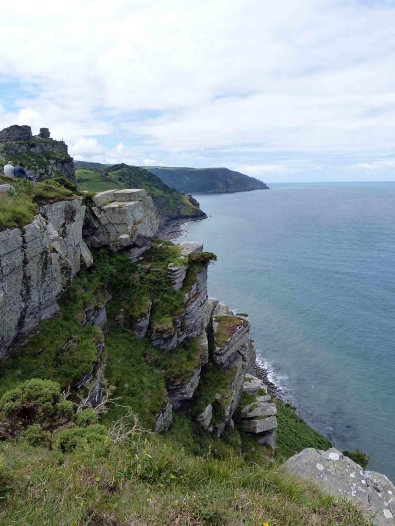 exmoor valley of rocks