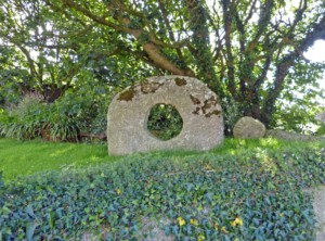 zennor stone with a hole stein