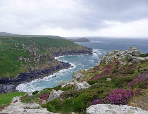 Wandern in Cornwall bei Zennor