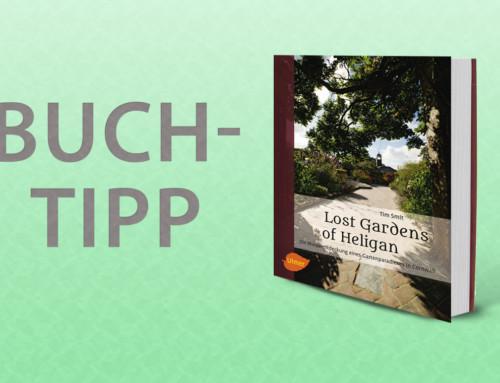 Buchtipp – Lost Gardens of Heligan