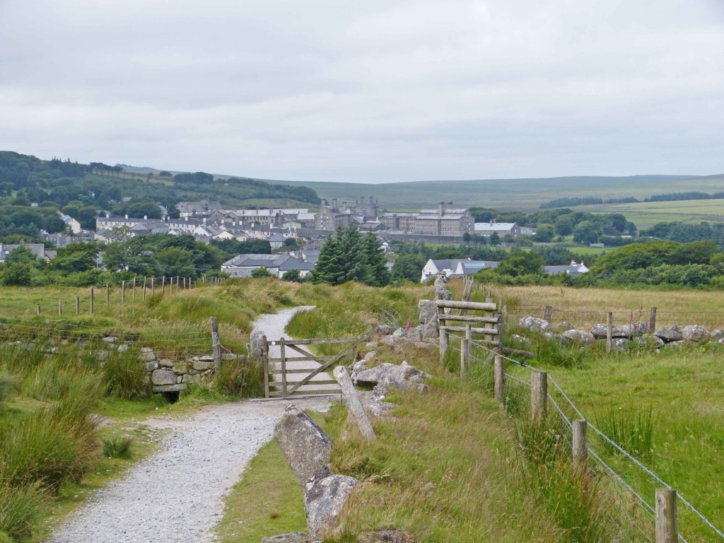 wandern in dartmoor princetown