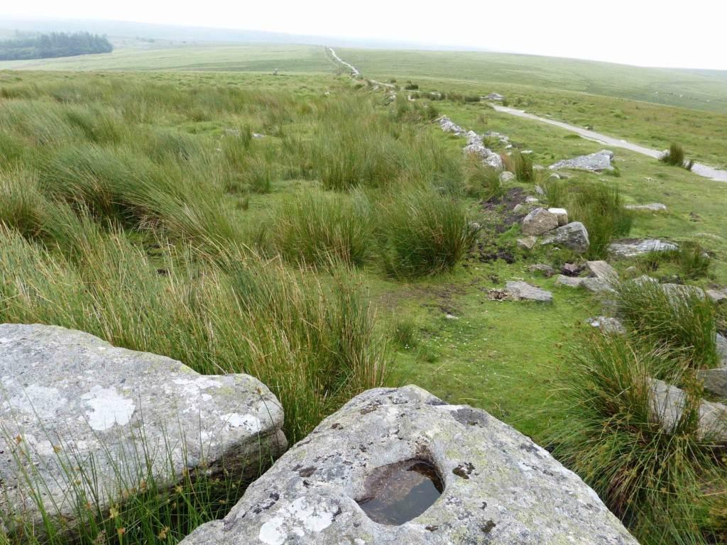 wandern in dartmoor princetown tor