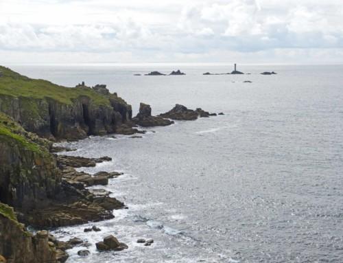 Cornwall – Wanderung Land's End