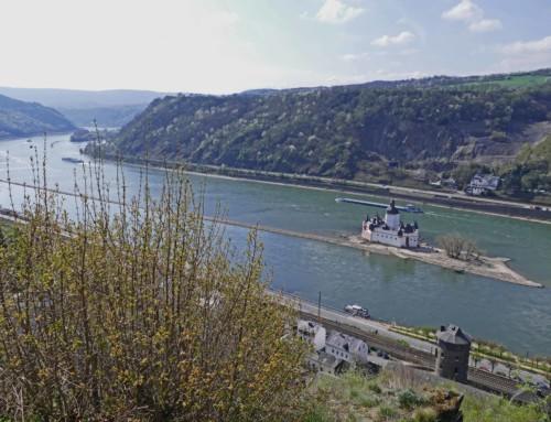 Rheinsteig Etappe 6 von Lorch nach Kaub
