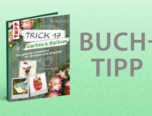 Buchtipp – Trick 17 Garten und Balkon