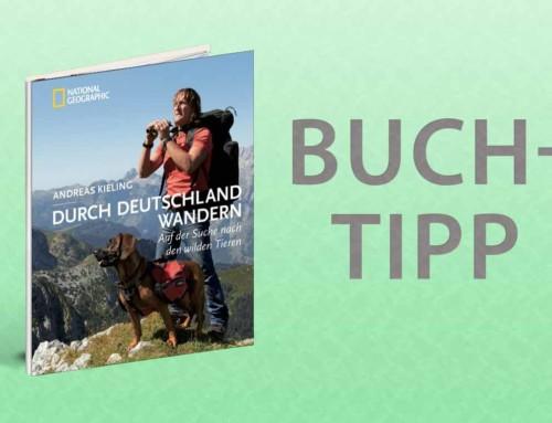 Buchtipp – Durch Deutschland wandern