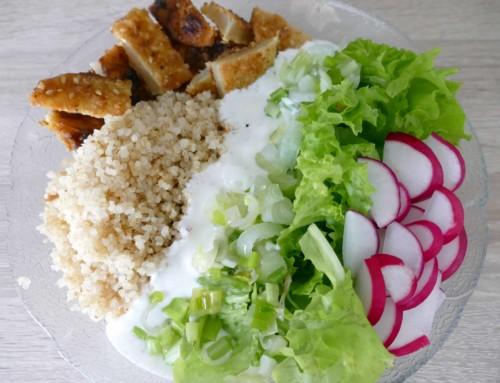 Rezept – Salat Buddha Bowl