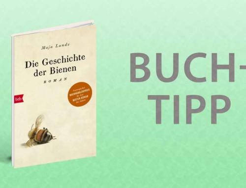 Buchtipp – Die Geschichte der Bienen