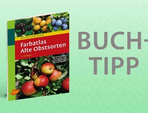 Buchtipp – Farbatlas Alte Obstsorten