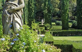 berühmte gärten verona italien