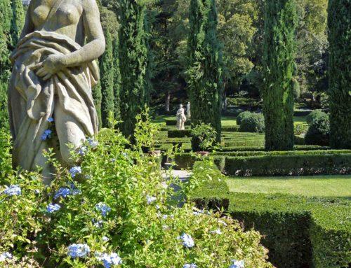 Berühmte Gärten – Giardino Giusti in Verona