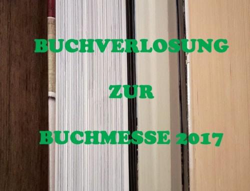Buchverlosung zur Buchmesse 2017