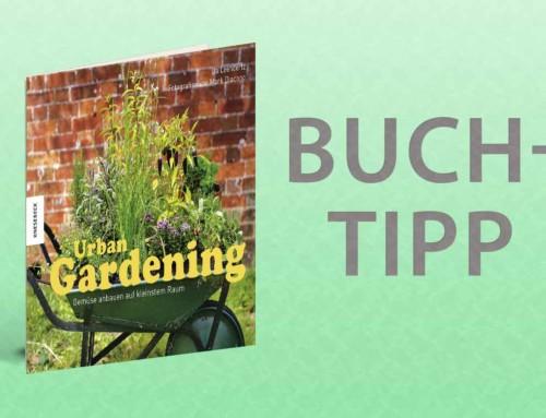 Buchtipp – Das Buch Urban Gardening, eine Ideenkiste